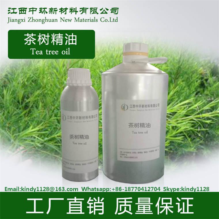 100% organic Natural tea tree Essential oil bulk for hair and skin
