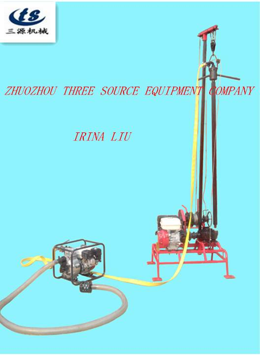 TSP-30 man portable drilling rig