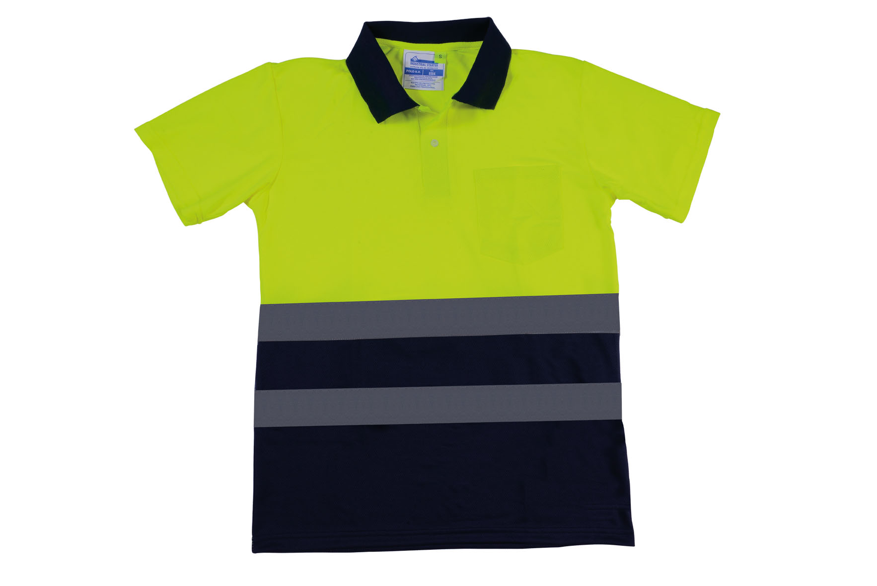 SHORT SLEEVE BIRD EYE POLO SHIRT RXTO2