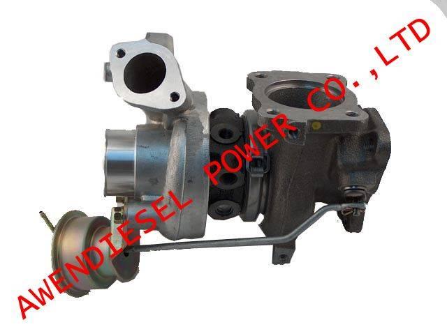 Turbocharger TD05H-16G-7 49178-01470 MR239345