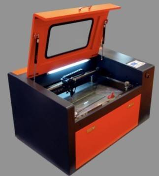 small laser machine