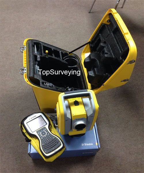 Trimble 3 S3 Robotic Total StationScanner TSC3