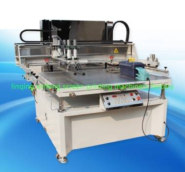 XF-70140 semi-automatic silk screen printing machine