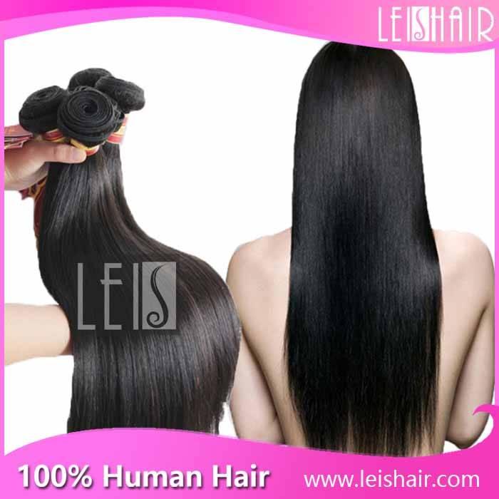 Raw virgin unprocessed peruvian straight hair