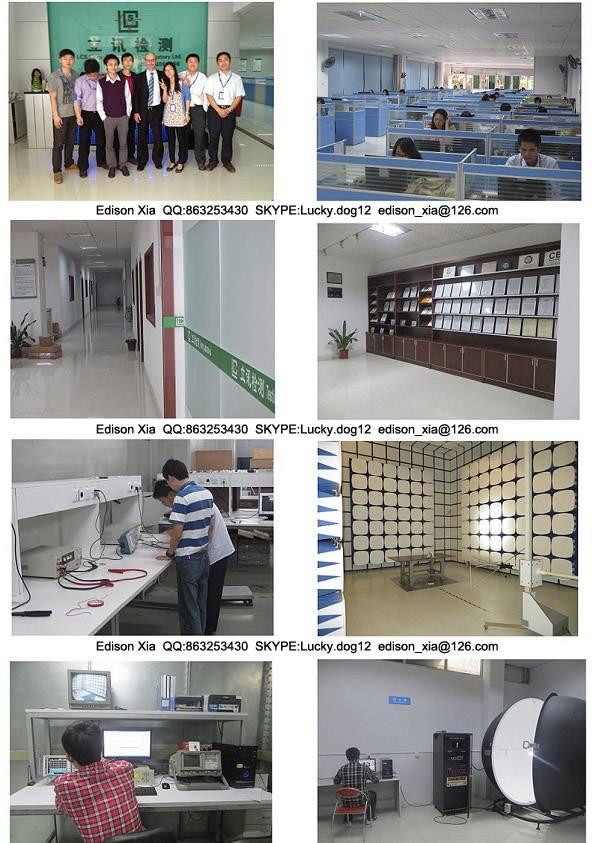 Shenzhen LCS Compliance Testing Laboratory Ltd.