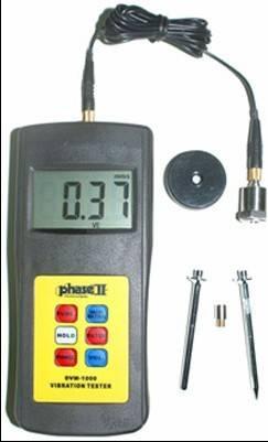Digital Vibration Tester