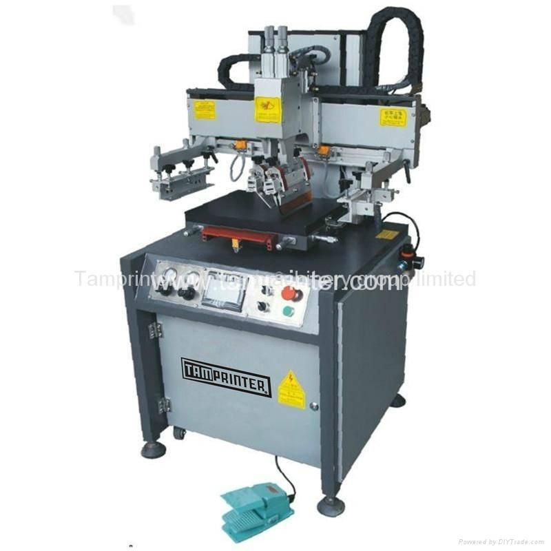 (TM-2030) Super precision Vertical screen printer