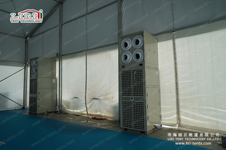 Different Power Aircon, Air Cooler, Air Chiller and Air-Cooled Unit for Tents