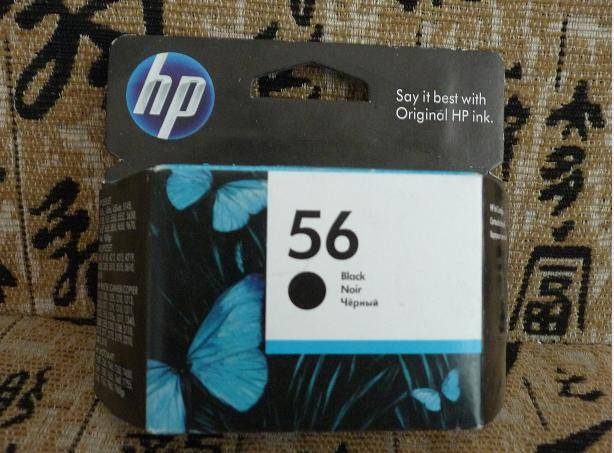 Hot-Sell compatible hp ink cartridge C6656A/ #56