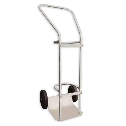 oxygen cylinder trolley/cart