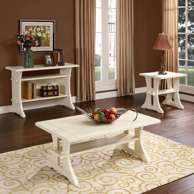living room furniture coffee table set