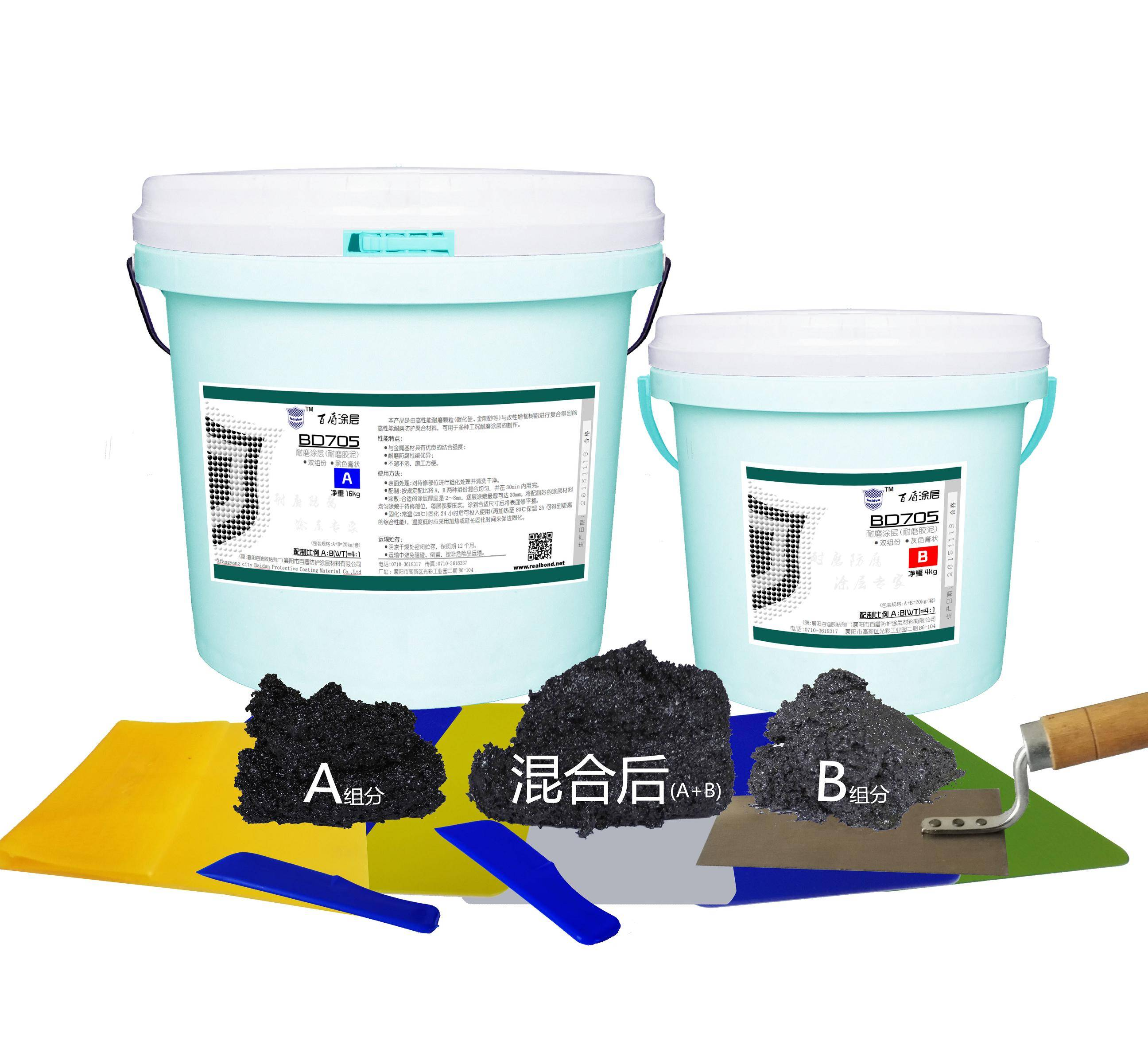 anti wear anti corrosion chemical resistant coatings