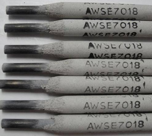 carbon steel welding electrode AWS E7018