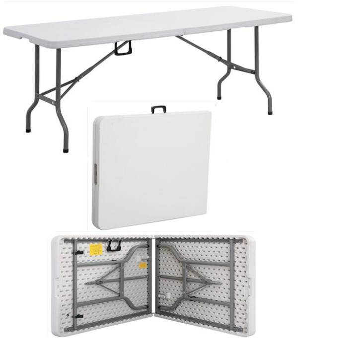 Rectangle Fold in Half Table (YCZ-183Z)