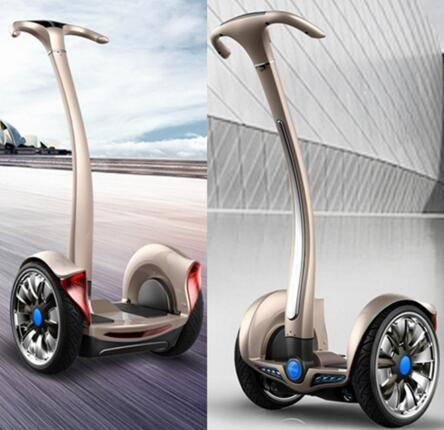 16 inch 700W 30km/range per charge big wheel electric self balance scooter