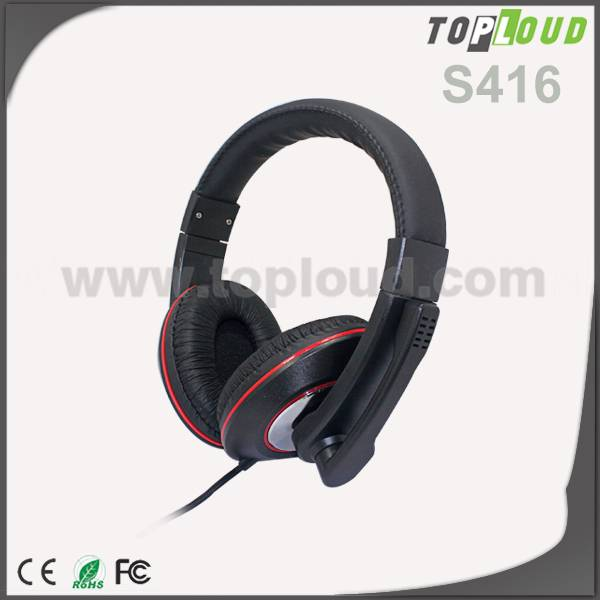 factory price computer headphones nature sound headphone of shenzhen manufacturer