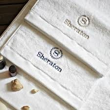 China supplier high quality 100% cotton Jacquard weave white floor towel