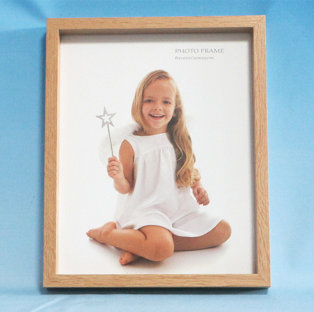 basic MDF photo frame, cheap/best selling picture frame