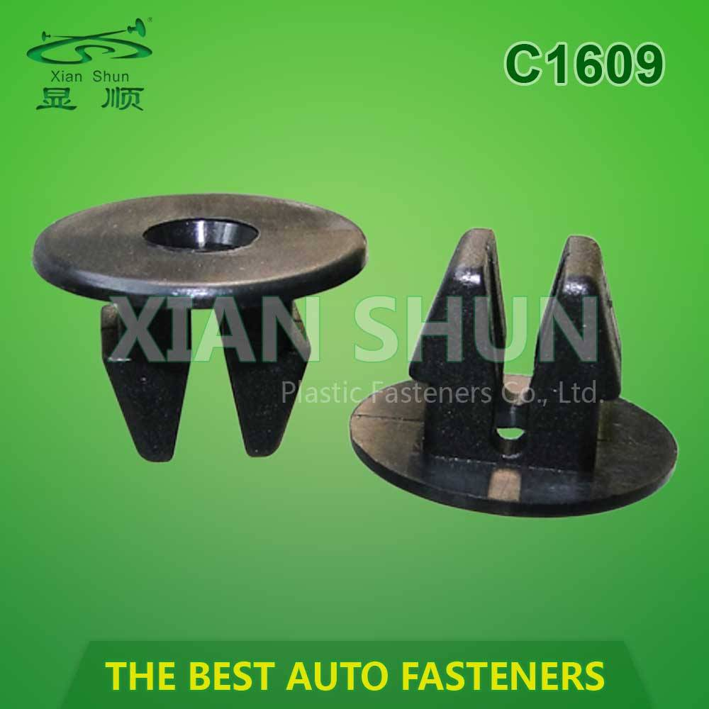 Plastic Auto Fender Screw Nuts