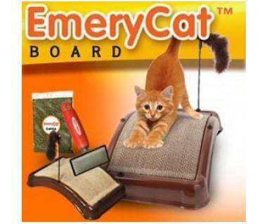 Emery Cat Scratching Board