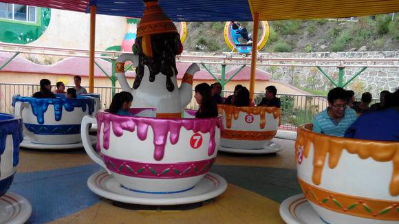 Rotary Coffee cups