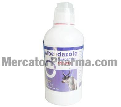 Veterinary Albendazole Oral Suspension