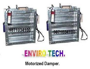 Motorized Dampers