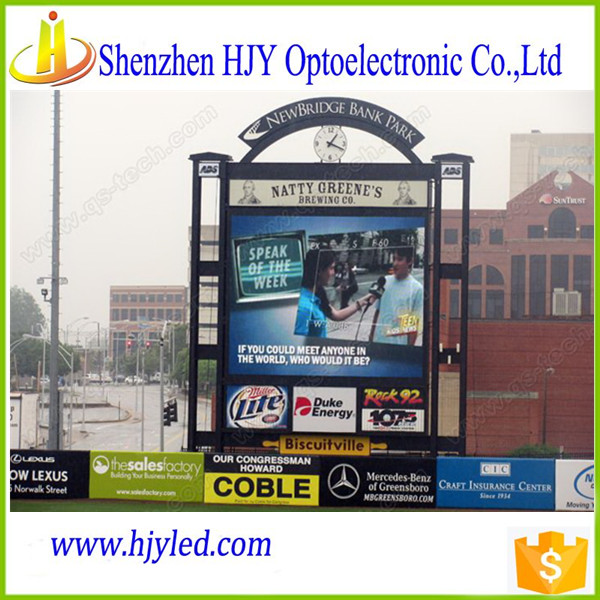 Factory Price Best Selling P10 Electronic Led Screen Display Outdoor