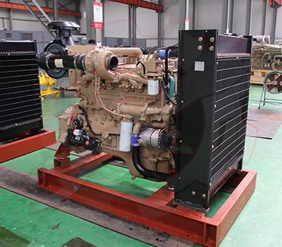 NT855-P300 Water Pump Engine