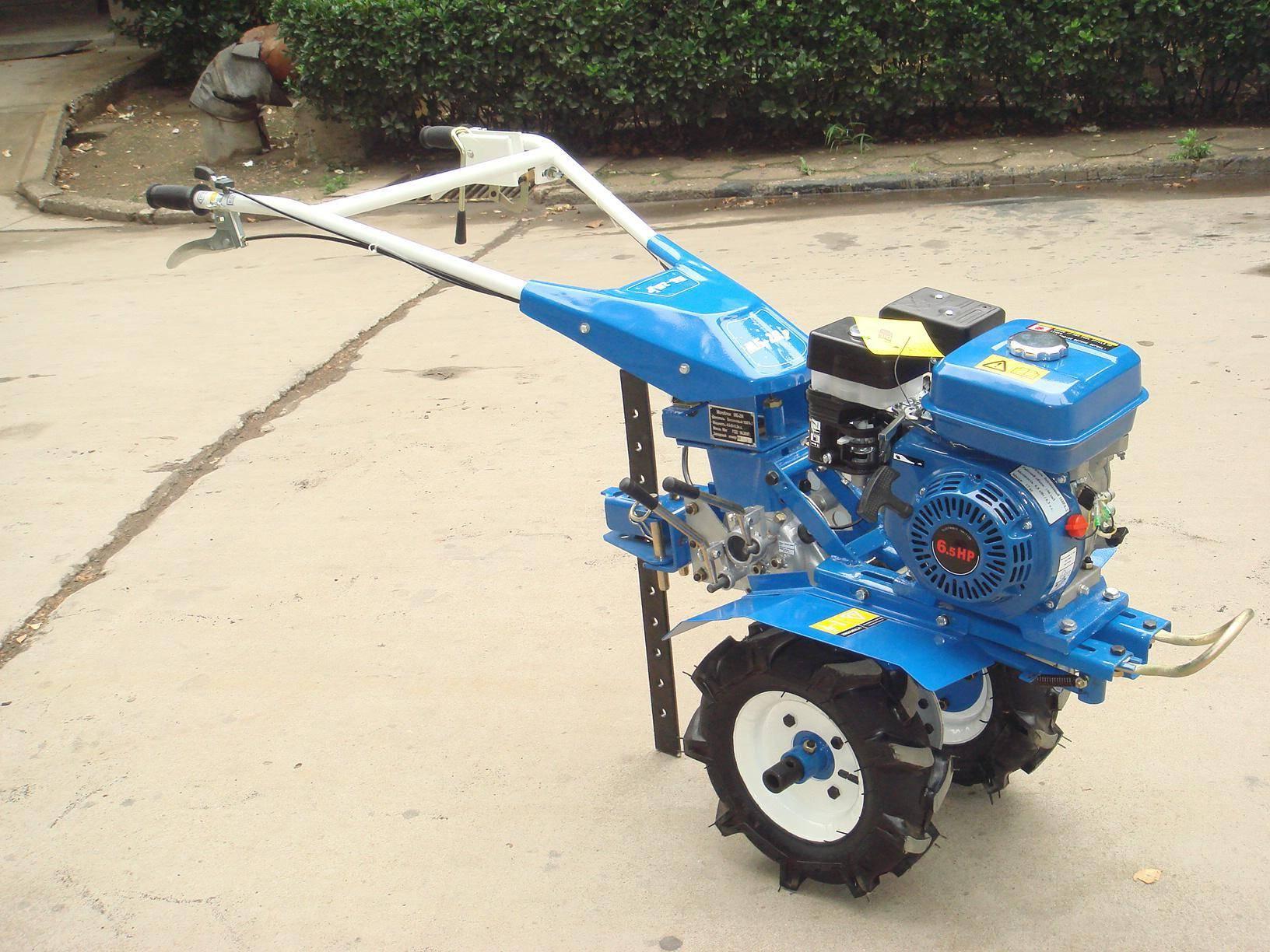 1WG-4 MINI-TILLER WITH 168F GASOLINE ENGINE