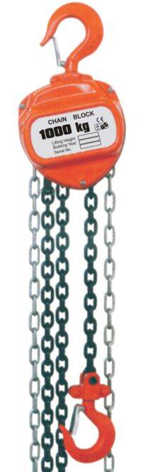 Ck Series Chain Hoist Chain Pully Block 0.5t-20t