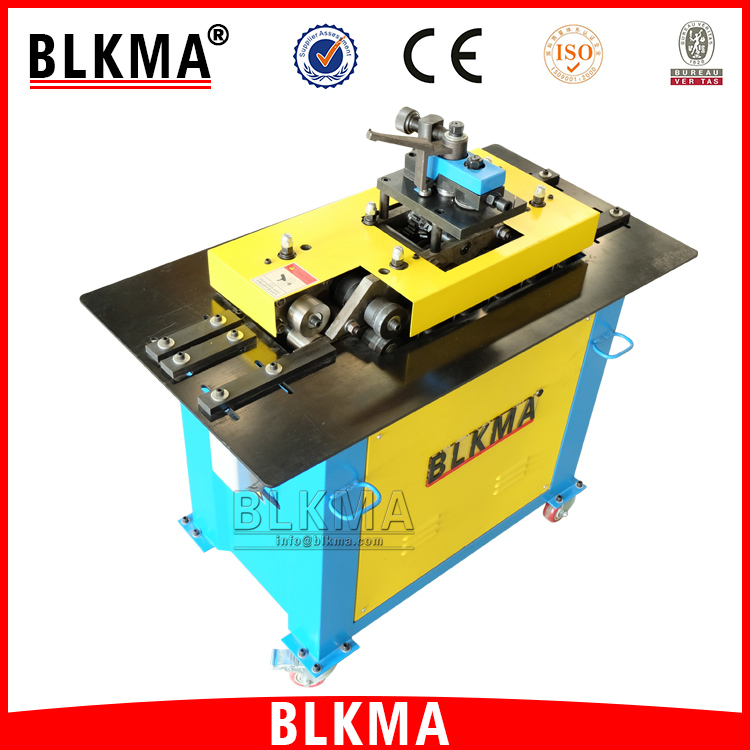 BLKMA new square duct pittsburgh lock forming machine