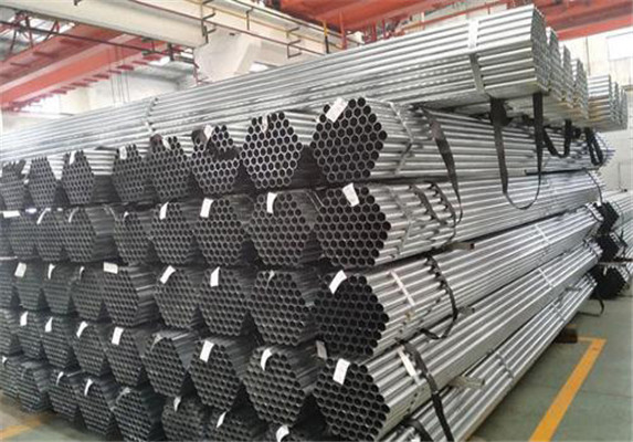 Pre-Galvanized Steel Round Pipes