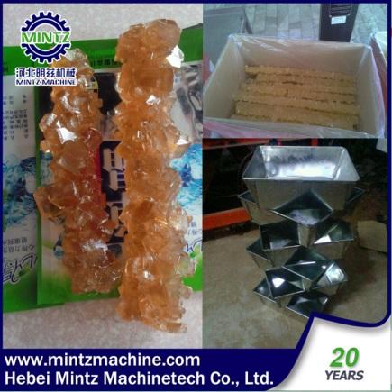 rock candy crystal making machine