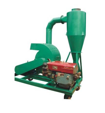 Wood chipper/hammer mill