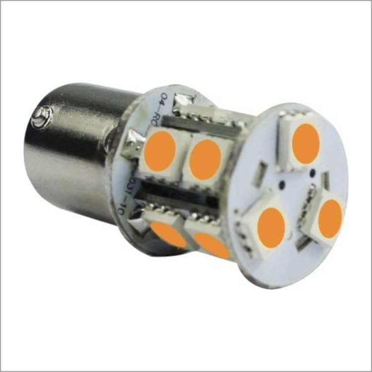 Automotive Lights 3000-3500k DC8-30V 5050*13PCS 1156base