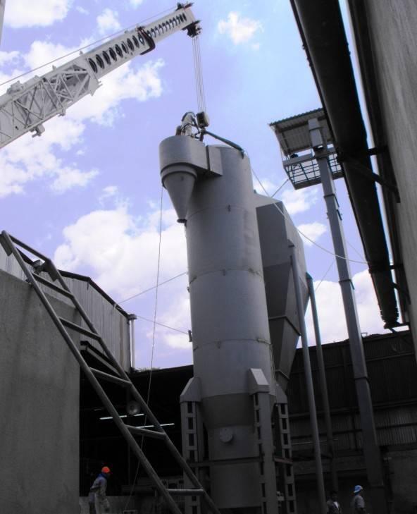 200kW Renewable Energy Biomass Gasification Power Plant