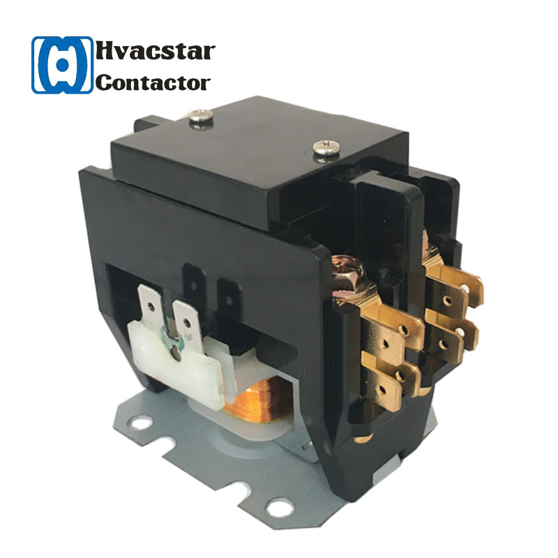30A 24V normally open normally close electrical contactor, AC air conditioning magnetic contactor