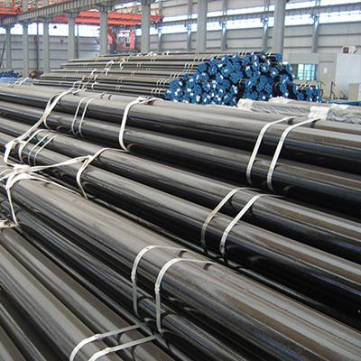 ASTM A333 Grade 6 Low Temperature SMLS Pipe