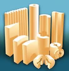 Phenolic Foam Insulation Pipe