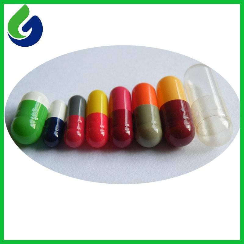 hard gelatin capsule