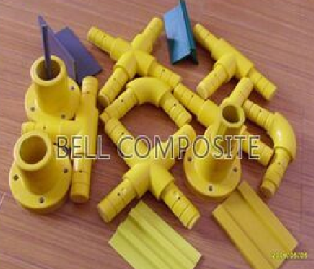Fiberglass Fittings