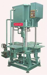 50t color cement pavement brick making machine BLZ-50