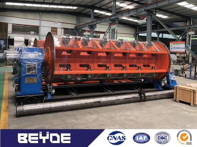Rigid Stranding Machine For Copper wire 500/6+12+18+24