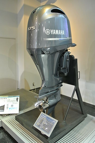 Yamaha 175hp Outboard Engine for Sale