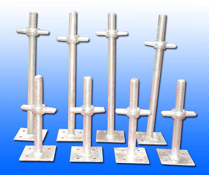 Scaffolding Universal Jack : Universal jack dana steels pvt ltd india scaffolding