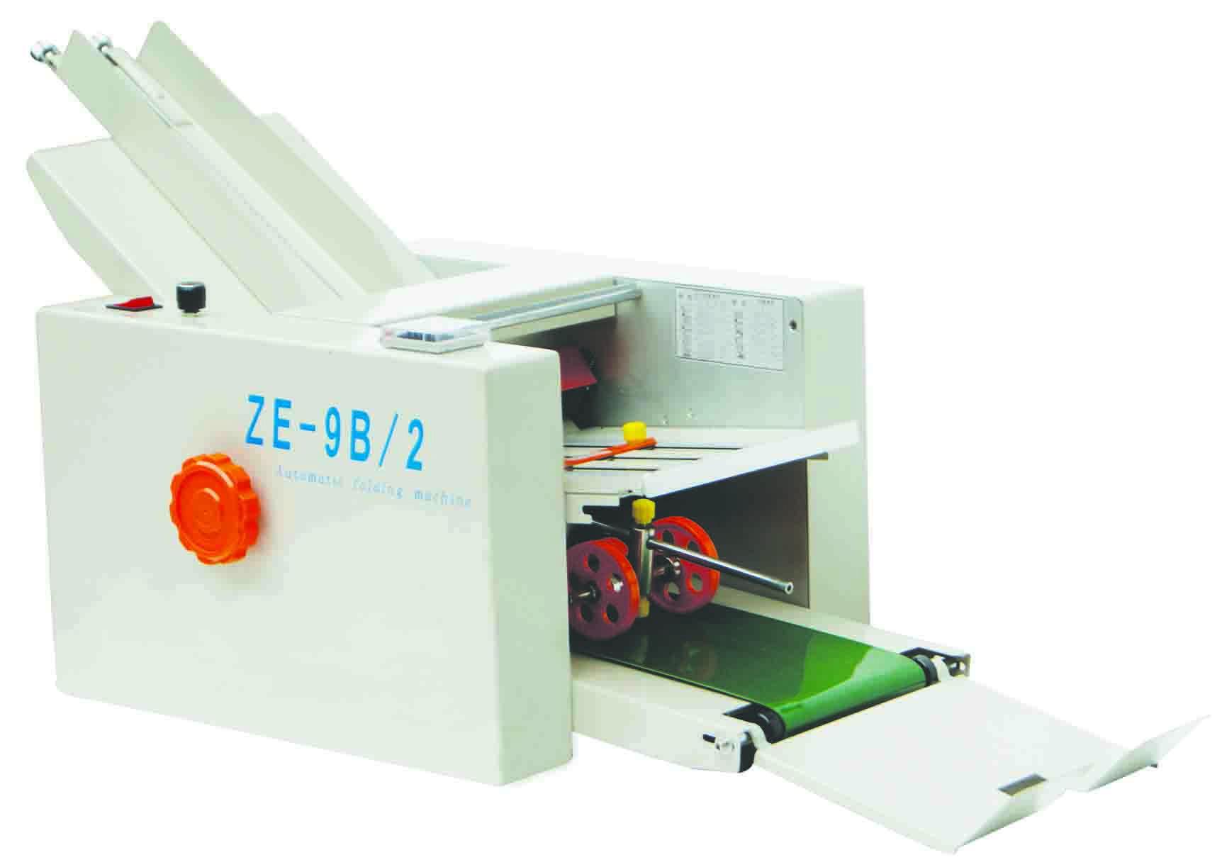 ZE-9B/2 Automatic Paper Folding Machine