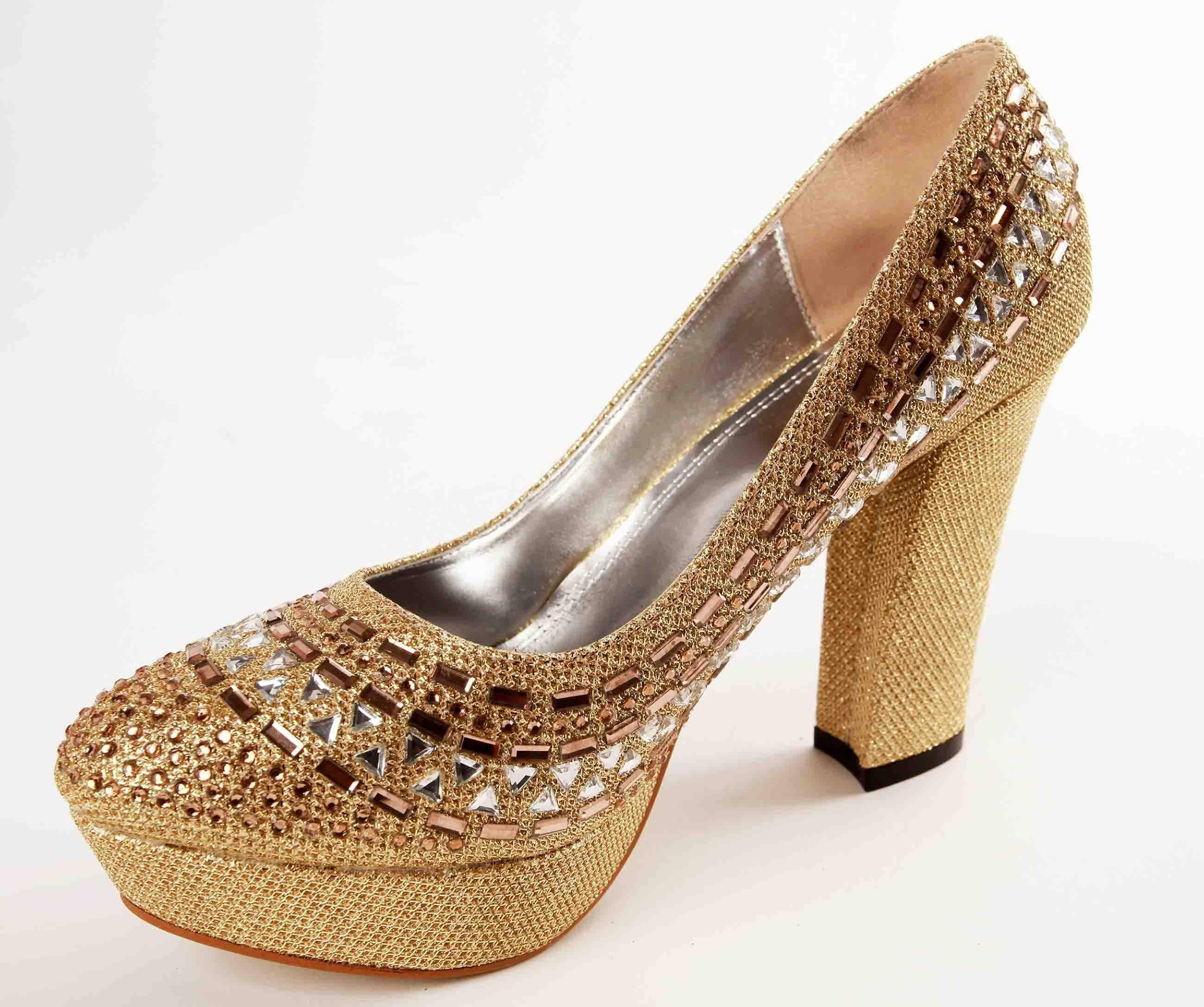 ladies high-heel shoes
