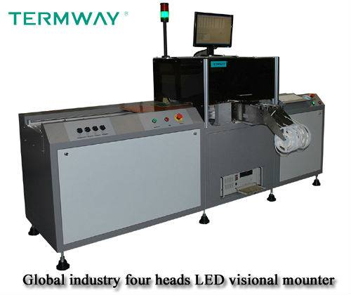 LED Lighting Bule/ Tube Pick and Place Machine LED640V (Torch)