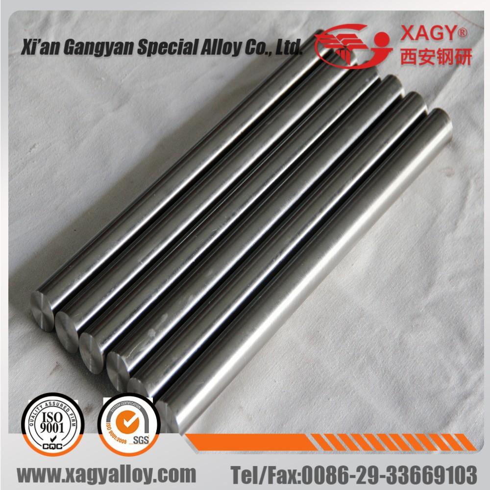 Soft magnetic precision alloy HiperCo50 supermendur rod